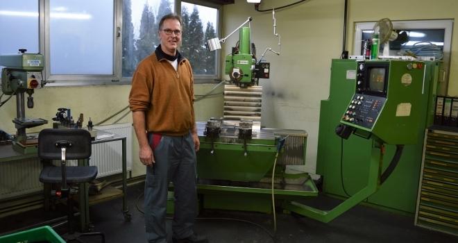 Zerspanungsmechaniker Ausbildung: Unser Werkstattleiter Fräserei erklärt seine Anforderungen und den Bewerbungsablauf