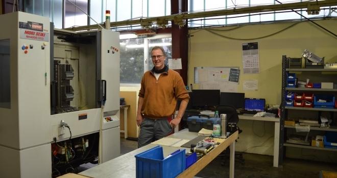 CNC Fräsen und CNC Drehen in Göttingen: Qualifizierte und erfahrene Feinwerkmechaniker bei Mayer Feintechnik