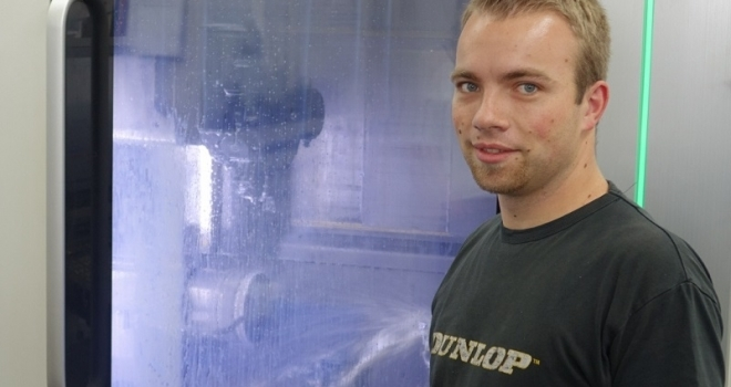Industriemechaniker bei Mayer Feintechnik: Berufliche Vielfalt Fertigungstechnik