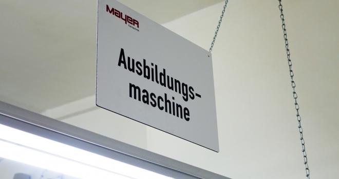 Ausbildung zum Zerspanungsmechaniker (m/w)